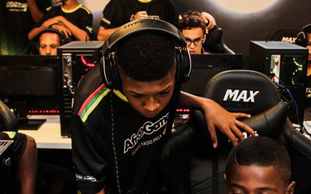 AfroReggae leva universo dos games para a favela
