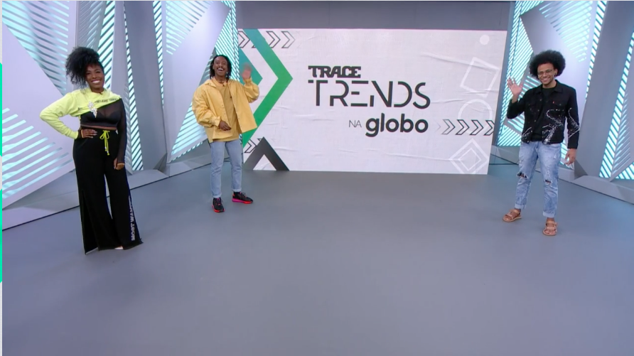Globoplay e Multishow lançam nova temporada de Trace Trends com João Luiz Pedrosa e Babu Santana