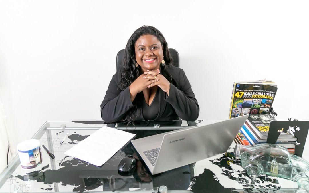 Marcelle Chagas coordena projeto de empregabilidade para negros da comunicação