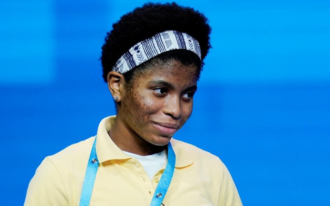 Zaila Avant-Garde: primeria negra dos EUA a vencer maior concurso de soletração país