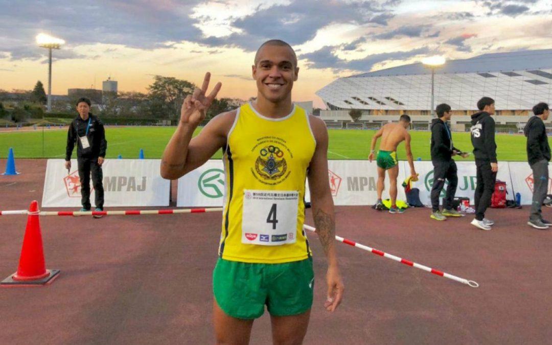 Atleta William Muinhos fala sobre as Olimpíadas no podcast Tô na Trace