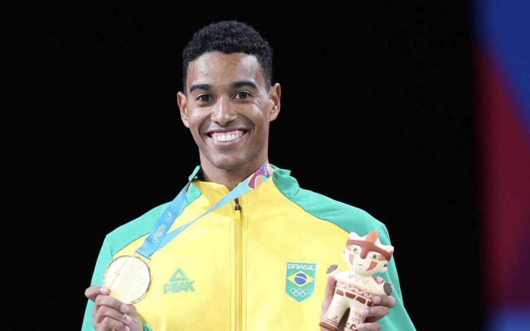 Oriundo de projeto social, Ygor Coelho tem vitória inédita em Olimpíadas