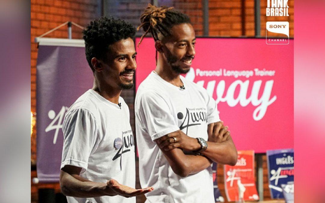 Diego Ramos e Diogo Bezerra, da PLT 4way, participam do Trace Trends desta sexta
