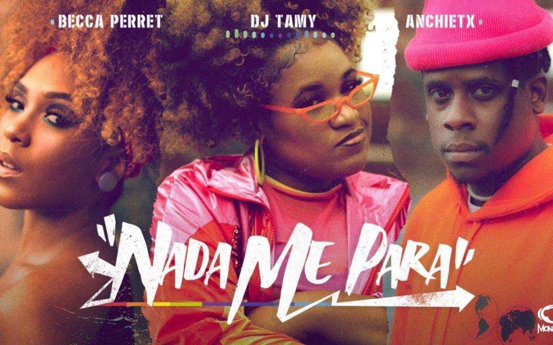 Clipe de Becca Perret, Anchietx e DJ Tamy fará lançamento na Trace Brazuca