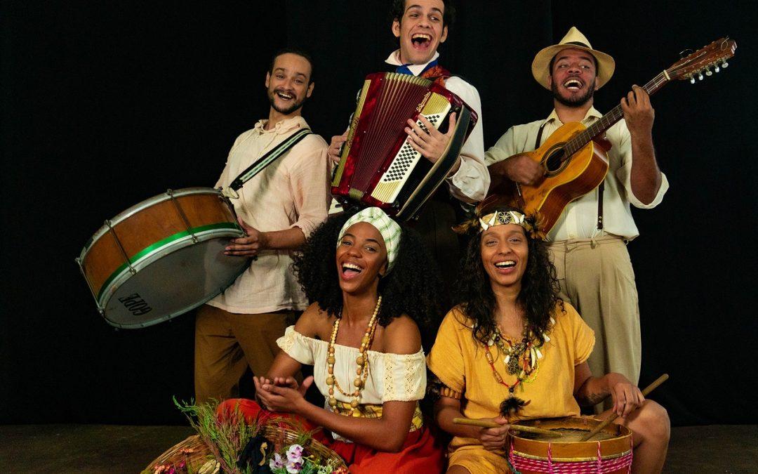 Espetáculo 'Terra de Reis', sobre o subúrbio carioca, faz apresentações no Rio