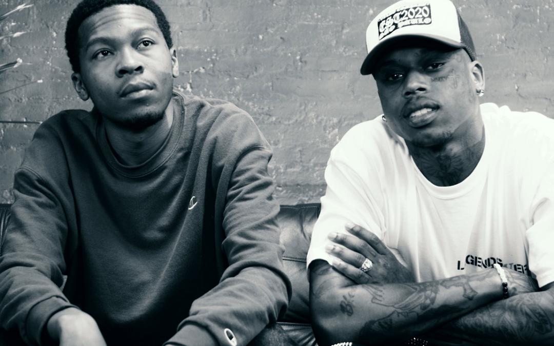 Rappers Jé Santiago e Dfideliz estão no Trace Trends desta sexta, no Multishow