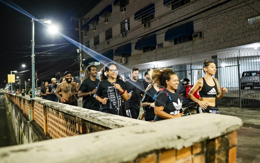 Observatório de Favelas, do Rio, celebra suas duas décadas com corrida festiva